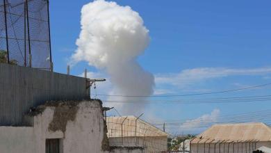 At least 21 killed in a suicide attack in Mogadishu