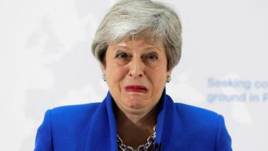 Resignation of Theresa May the tails as Prime Minister