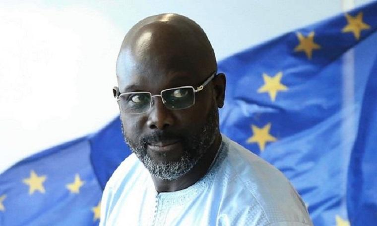 Weah suspends a media officer for tribal hatred