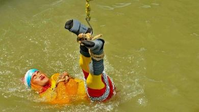 Magic or tragedy? Indian 'Houdini' disappears in river at buoy trick