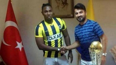 Gambian Footballer, alpha Jallow fired 24hr after signing