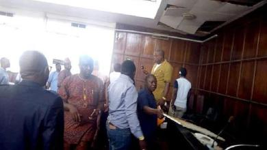 Lawmakers flee after snake intrusion in Ondo