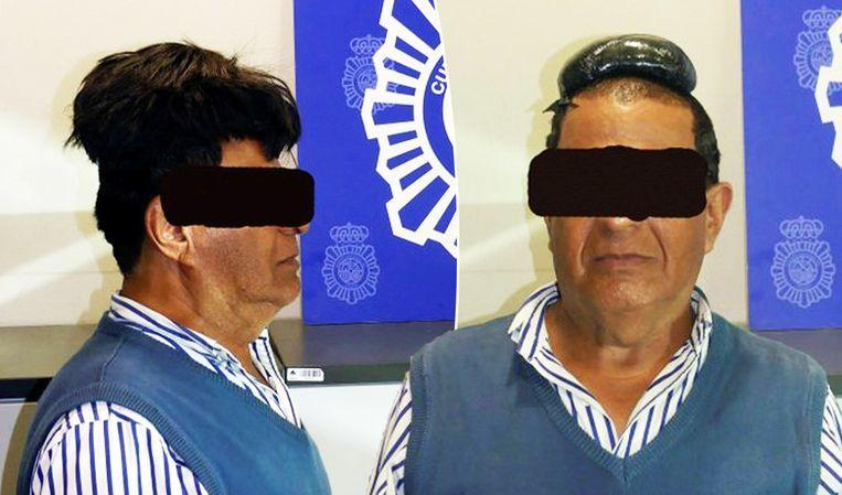 Colombian smuggles half a kilo of cocaine... under a wig
