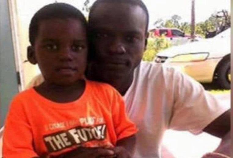 """Son (5) lost in Hurricane Dorian: """"He shouted daddy"""" and disappeared under the water"""
