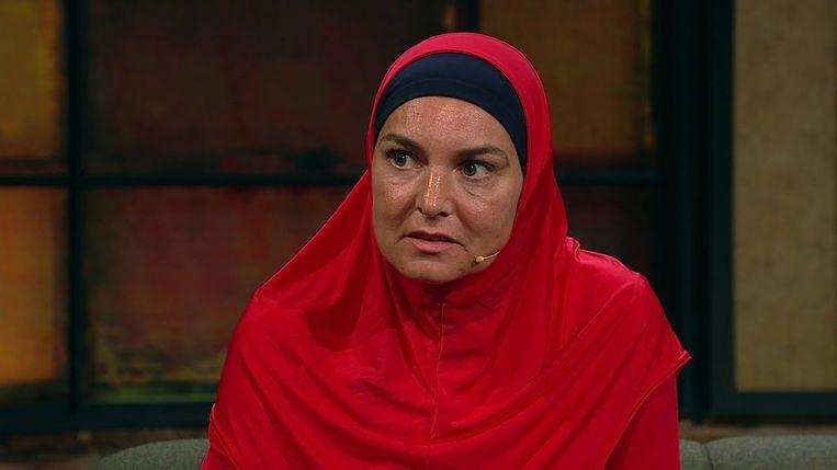 Sinead O'Connor takes back racist remarks about 'disgusting whites'