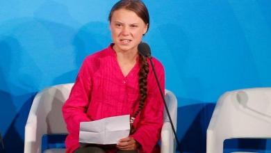 """Greta Thunberg lashes out after critics: """"why adults threatening children"""""""