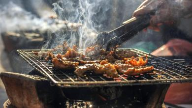 Vegan steps to court due to stink BBQ from neighbors