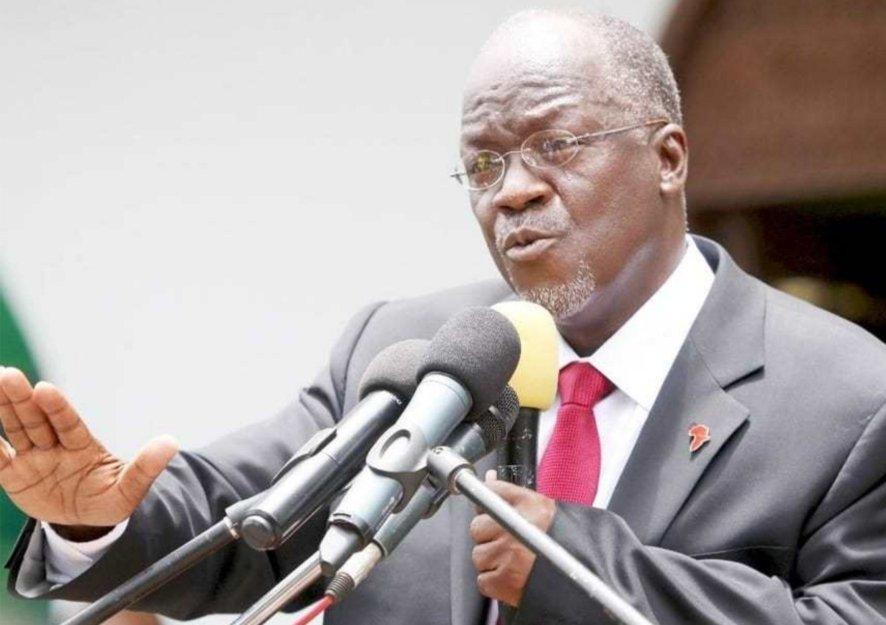 """Tanzania - Magufuli: """"You did an excellent job by beating them up"""""""