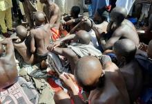 Chained students freed from Quranic school Nigeria