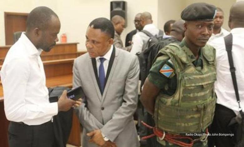 Minister sentenced to 10 years in prison in DRC
