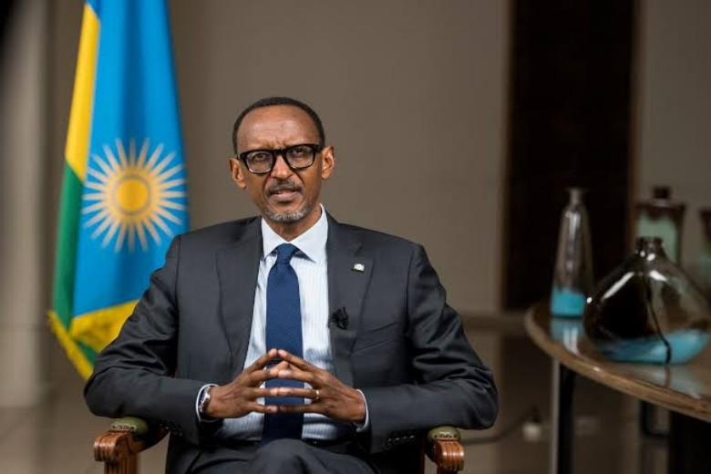 """Paul Kagame: """"The spy phone software is too expensive for me"""""""