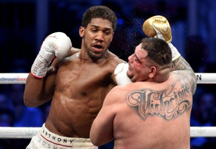 Heavyweight champion Wilder criticizes Joshua after winning against Ruiz
