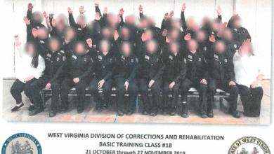 30 American guards in training fired for Nazi salute