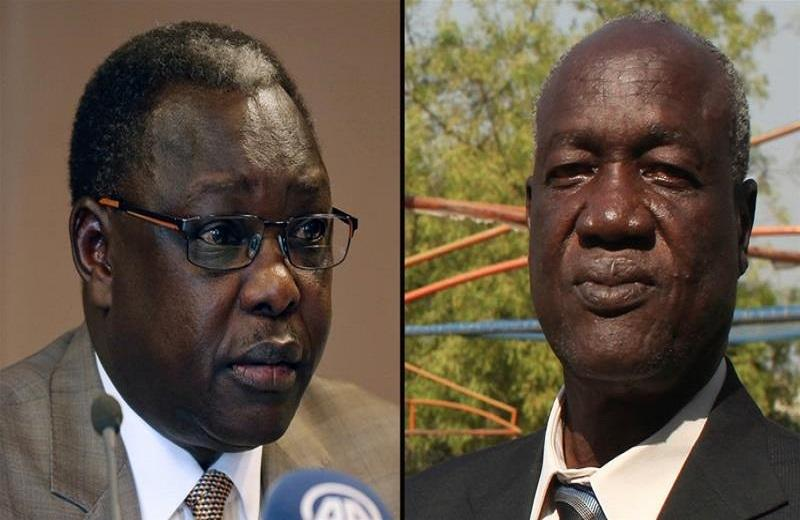 Two South Sudanese ministers sanctioned by the US