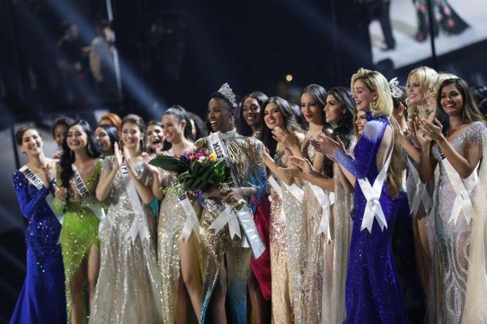Miss South Africa, Zozibini Tunzi, crowned Miss Universe
