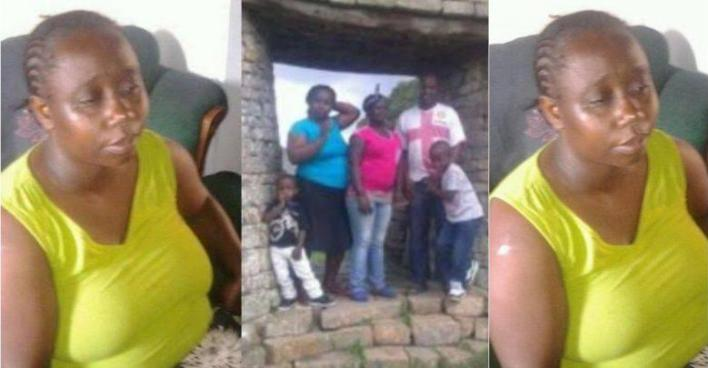 Kenyan woman sells cheating husband to buy clothes for children