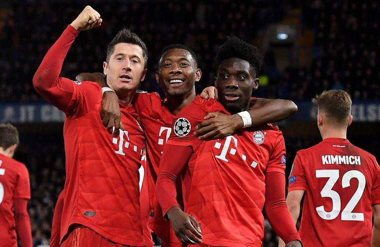 """Fairy tale of Alphonso Davies (19), born in refugee camp: """"Every day hellish job to stay alive"""""""