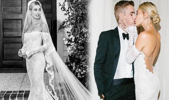 Justin Bieber and Hailey Baldwin got married on 30 September 2019