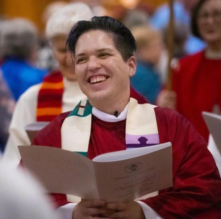 Kori Pacyniak is a priest of the Mary Magdalene Apostolic Catholic Congregation, in San Diego, California