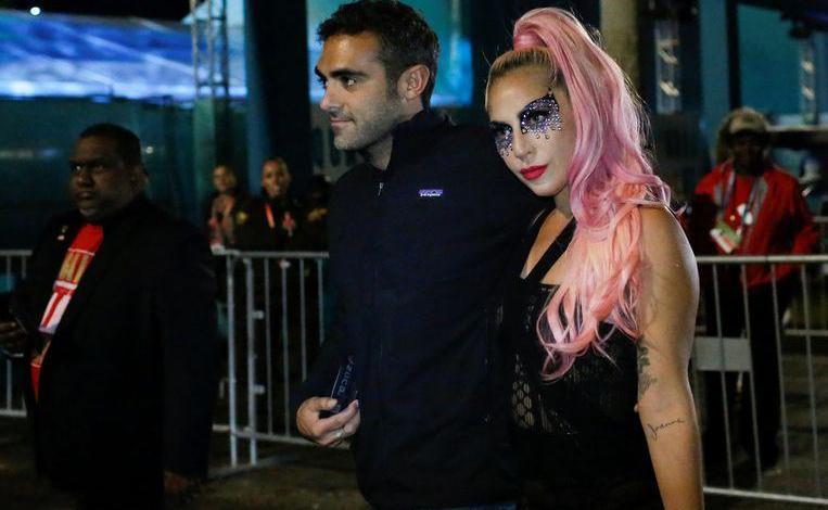 """Lady Gaga has a new friend: """"An American businessman"""""""