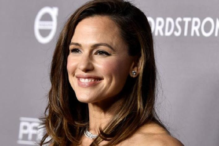 Jennifer Garner (47) about 'Electricity'