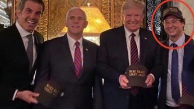 Trump has met two corona-infected people