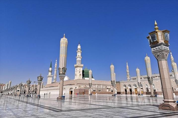 Corona! Prophet Mohammed's mosque closed first time after 1,400 years