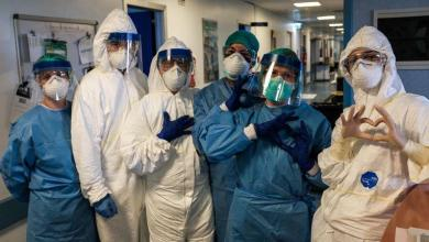 95-year-old grandmother recovered from coronavirus in Italy