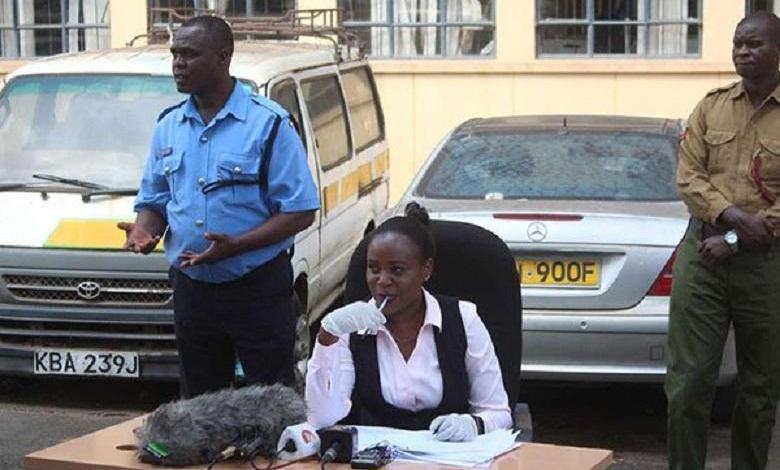 Fear of Coronavirus: Kenyan court handle cases under a tree
