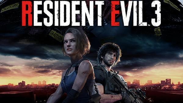 Resident Evil 3 (or 2, or 7)