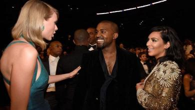 The feud between Taylor Swift and Kim & Kanye flares up again