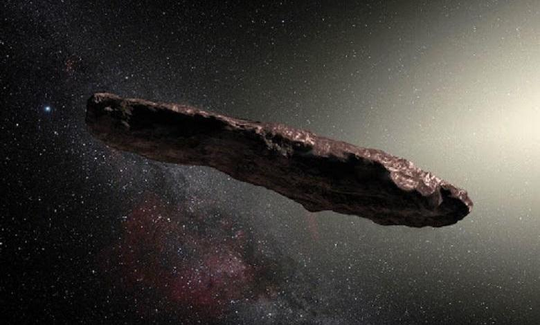 New hypothesis about origin of mysterious cigar-shaped space rock