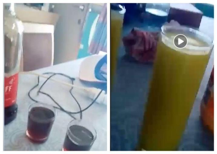 In a coma after dangerous alcohol internet challenge