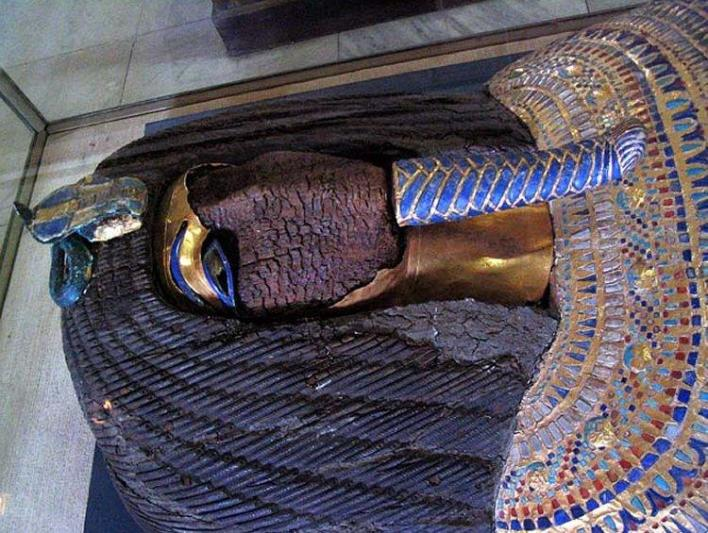 The Mysterious Tomb KV55 in Egypt