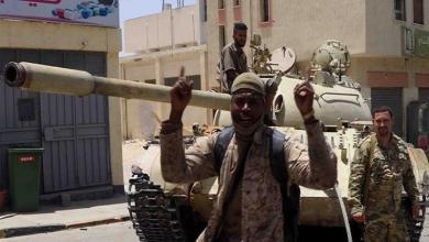 Libya tore apart by civil war, half Russian, half Turkish?