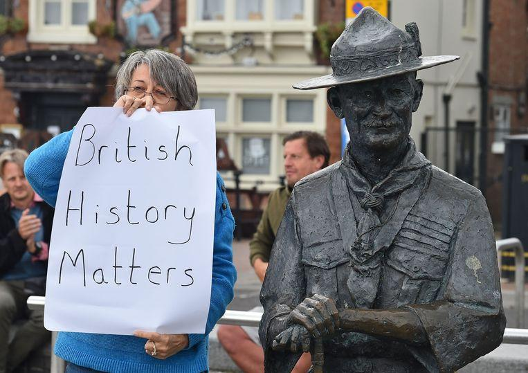 #Blacklivematter: Overview of Statues of historical figures vandalized