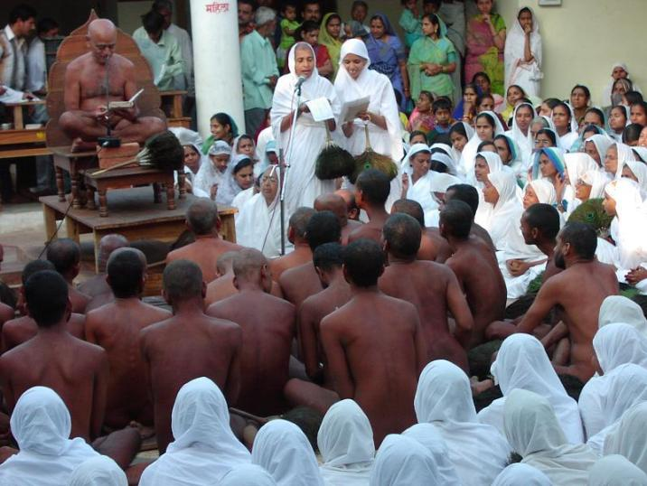 Jainist Digambaras