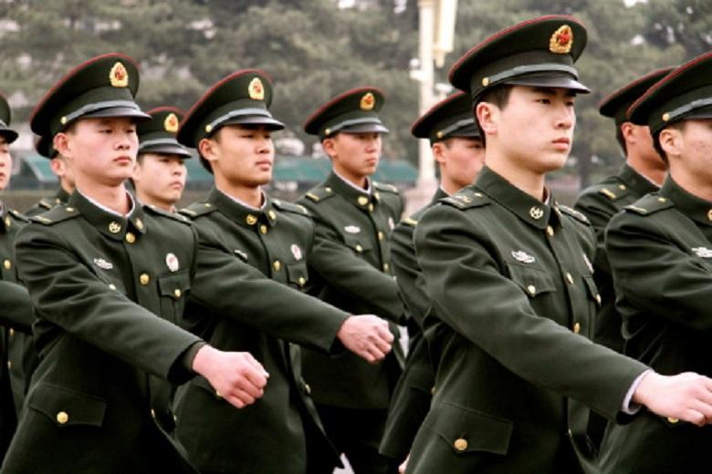 """Bloody battles in the Himalayas: """"Indian army is really no match to Chinese army"""""""