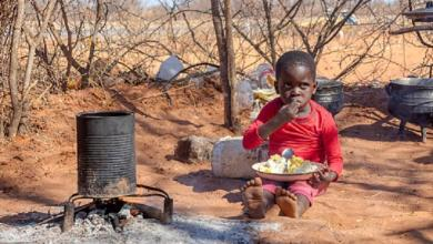 Millions of people at risk of hunger in Southern Africa
