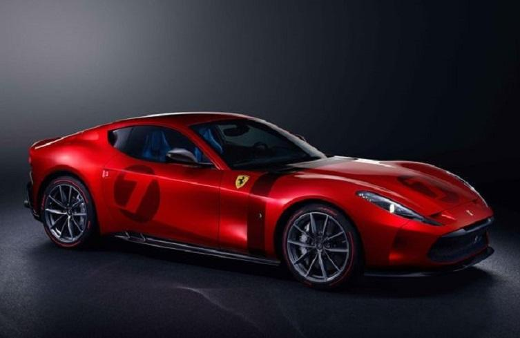 Ferrari has been working on a car for one customer for 2 years
