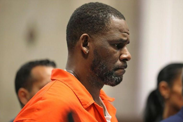 Court rejects umpteenth request for R. Kelly's release
