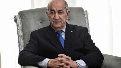 Algerian President Tebboune hospitalized