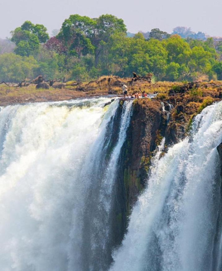 Devils Pool Victoria Falls (Zambia)