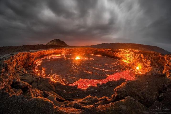 Erta Ale (basaltic shield volcano, northeastern Ethiopia)