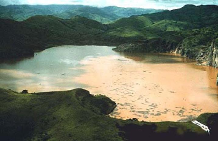 Lake Nyos (northwestern Cameroon)