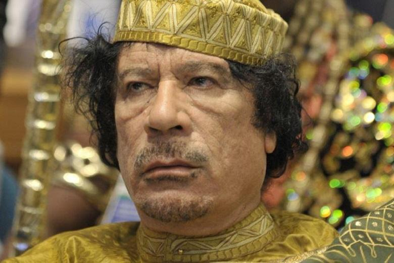 Where are Gaddafi's missing billions? South Africa, the main suspect