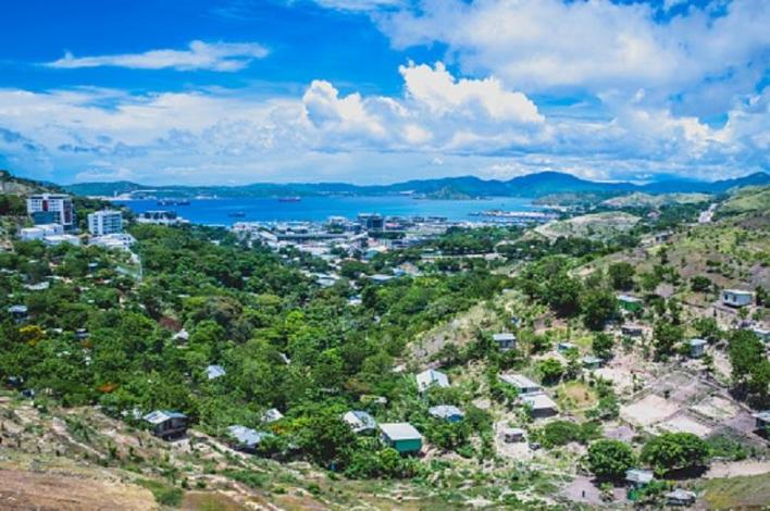 Port Moresby (Pom City of Papua New Guinea)