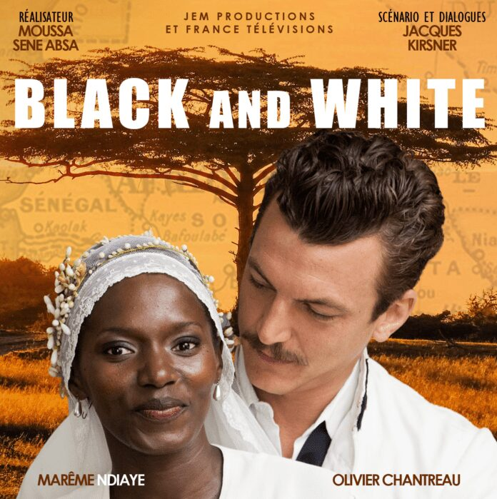 """""""Black and White"""": the era of French colonization in Africa"""