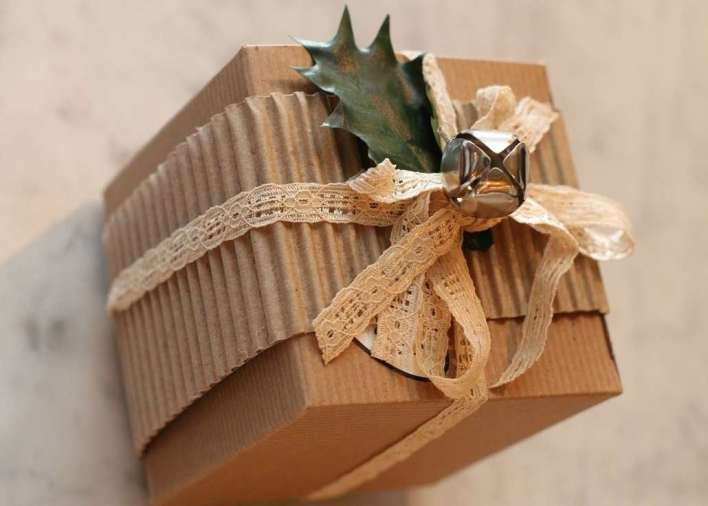 9 beautiful and ecological ways to wrap Christmas presents