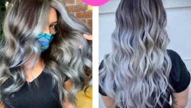 From 'silver vixens' to titanium: gray hair will trend in 2021